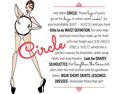 Circle Body Shape - Shop Your Shape Circle Shape, Triangle Shape, Leg Circles, Project 333, Inverted Triangle, Beauty Hacks, Beauty Tips, Girls Shopping, A Boutique