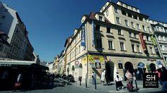 Hotel Melantrich *** Lodges, Prague, Street View, Cabins, Chalets