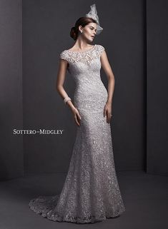 Sottero and Midgley Wedding Dresses and Gowns Sottero and Midgley by Maggie Sottero Georgia-5SR065 Sottero and Midgley Collection One Enchanted Evening - Designer Bridal, Pageant, Prom, Evening & Homecoming Gowns