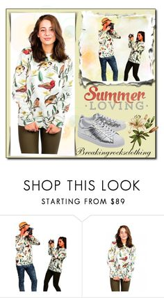 """""""Breakingrocksclothing"""" by ozil1982 ❤ liked on Polyvore featuring adidas Originals"""