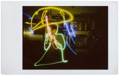 The Lomo'Instant has a B setting so you can create light-streaked photos by holding the shutter open for as long as you like! http://kck.st/1thRRCK
