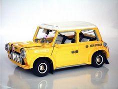 LEGO MOC: Mini Cooper