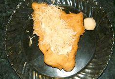 Kefíres-füstölt sajtos lángos Kefir, Minion, Minions