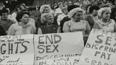 Great film:  Pioneers of Title IX - goes beyond sports thankfully, and raises issues of educational employees!