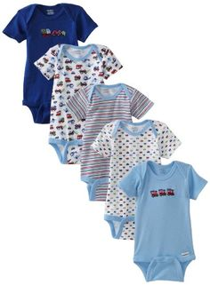 Gerber Baby-Boys 5 Pack Variety Onesie on Amazon On Sale today starting at 8.62 & eligible for FREE Super Saver Shipping find more at www.ddsgiftshop.com/baby like us on facebook here www.facebook.com/pages/Amazon-Deals-for-Baby-and-Kids/133650136817807
