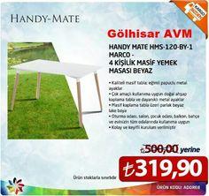 http://www.golhisaravm.com/adore-handy-mate-hms-120-by-1-marco-4-kisilik-masif-yemek-masasi-beyaz.html
