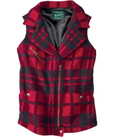 Women's Ryder Vest | Woolrich® The Original Outdoor Clothing Company