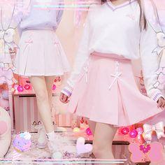 083ec9ed6c Japanes cute plaid pleated skirt from Cute Kawaii {harajuku fashion .  Storenvy. Japanese lolita ...