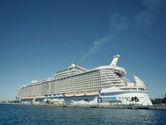 Allure of the Seas: home away from home. #cruise #caribbean