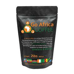 Go Africa Coffee 2Ib Bag Whole Bean Dark Roast >>> Read more at the image link.-It is an affiliate link to Amazon.