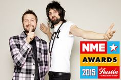 Kasabian, Royal Blood, Jamie T lead nominations for NME Awards 2015 with Austin, Texas - voting open