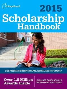 Scholarship Handbook 2015: All-New 18th Edition