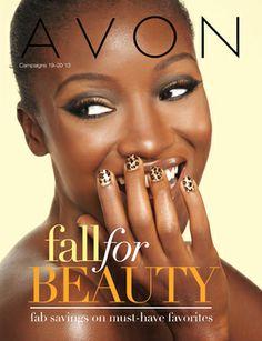 Fall for Beauty Avon Campaign 19 - view Avon Campaign 19 catalogs online at http://eseagren.avonrepresentative.com/blog/index.html?blog_postid=1601903