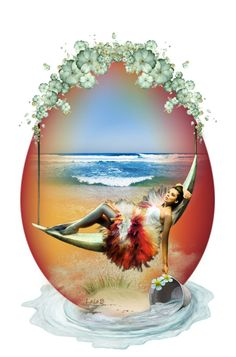 Designer Clothes, Shoes & Bags for Women Snow Globes, Egg, Polyvore, Stuff To Buy, Collection, Design, Women, Eggs, Design Comics