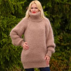 http://www.ebay.com/itm/NEW-Hand-Knit-Mohair-Sweater-THICK-BEIGE-Ribbed-Turtleneck-Pullover-SUPERTANYA-/221649221371?pt=US_CSA_WC_Sweaters
