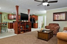 interior clayton mobile homes | Clayton Homes - Greer | Photo Gallery | POWER PLAY - $54.995 | 1344 sq ...