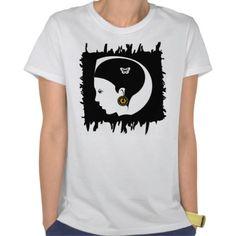 Custom made designer Tshirt for the ladies