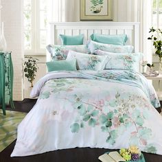 2016 NEW Summer Top Quality 4 PC Bedding Sets - King or Queen Lots of Designs To Choose From!