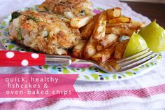 Healthy kids cooking: fish and oven-baked chips | Village VoicesVillage Voices