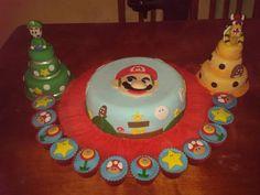 Torta Mario Bros
