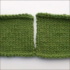 Mattress Stitch (best used to join two pieces side to side)