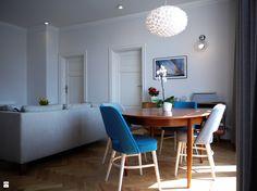 Salon styl Vintage - zdjęcie od ARB+ Pracownia architektoniczna - Salon - Styl Vintage - ARB+ Pracownia architektoniczna