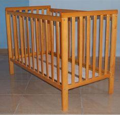 Cuna de bebe Fija Maternal miel [130FIJA MIEL]   99,00€ : La tienda online para tu peke   tienda bebe pekebuba.com