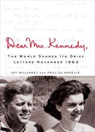 In the weeks and months following the assassination of her husband, First Lady Jacqueline Kennedy received more than one million letters. She received letters from political luminaries such as Winston Churchill, Martin Luther King Jr., and Charles De Gaulle. Hollywood stars like Lauren Bacall, Vivian Leigh, and Gene Kelly...And children, with the most heartbreaking sincerity, reached out to the First Lady to comfort her in her time of grief...