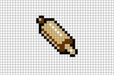 Rolling Pin Pixel Art