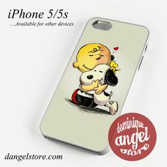 Snoopy a Hug Phone case for iPhone 4/4s/5/5c/5s/6/6 plus