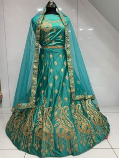 This beautiful silk lehenga choli is on special festive sale. Get your desired look this Diwali and shine brighter than the lights.  It can be stitched in all sizes small medium large and extra large. Minimum 28 inches to maximum 44 inches chest size. Silk Lehenga, Diwali, Festive, You Got This, Lights, Medium, Beautiful, Dresses, Design