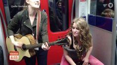 Musikanten in der U-Bahn   ARD Morgenmagazin   DAS ERSTE