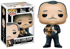 THE GODFATHER – VITO CORLEONE – FUNKO POP! VINYL FIGURE