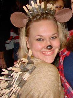baby hedgehog costume