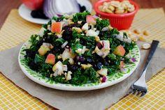 Luann's Kale Salad