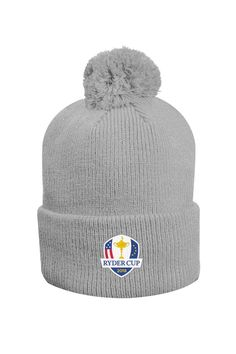 b8ba35346d7c1c Ryder Cup 2018 Thermal Lined Rib Bobble Golf Hat, Mens Lined Golf Bobble  Beanie, Golf Bobble Hat - Buy Ryder Cup Beanie Hat with FREE and FAST  Delivery and ...