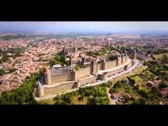 Cité de Carcassonne / France TV Sport / Tour de France 2014 - YouTube