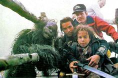 On the set of Willow (1988) Famous Movie Scenes, Famous Movies, Willow Movie, Hidden Movie, Fiction, Last Unicorn, Val Kilmer, Film Archive, Fantasy Films