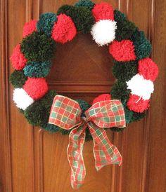 Guirlandas de Natal ideias | Cacareco