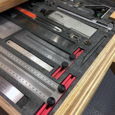Creative Tool Storage Ideas