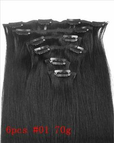12 Pieces 20 Jet Black #01 Clip on in 100% Human Hair Extensions 140 Grams by MyLuxury1st. $125.98. SHIPS IN 6-10 BUSINESS DAYS! IF YOU CAN NOT WAIT; DO NOT ORDER; QUESTIONS? CONTACT MYLUXURY1ST HAIR EXTENSIONS