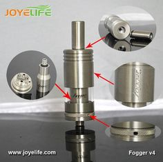 2014 original Joyelife fogger v4 plus rebuildable atomizer