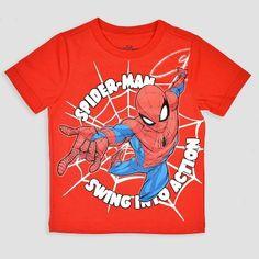 Toddler Boys/' Disney Marvel Avengers 3pk Short Sleeve T-Shirts Red//Blue//Gray