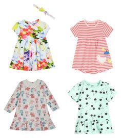 Sukienki dla niemowlaka