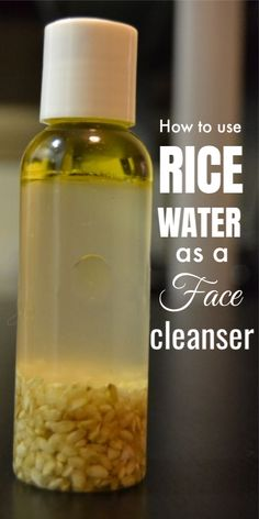 Rice water as face cleanser to get clear flawless skin naturally Whitening Face Mask, Flawless Skin, Face Cleanser, How To Run Longer, Beauty Skin, Skin Care Tips, Remedies, Skincare, How To Apply