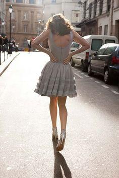 Glamorous Chic dress.