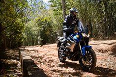 Uma moto por dia: Dia 28 - Yamaha XT 1200 Super Ténéré - Osvaldo Furiatto Fotografia e Design Super Tenere, Motorbikes, Cars Motorcycles, Trail, Wheels, Survival, Technology, Adventure, Big