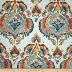 Swavelle/Mill Creek Stupendo Dresden Fabric