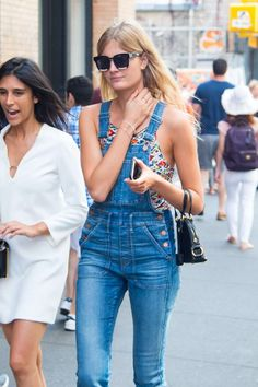Constance Jablonski: Out in New York City