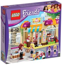 LEGO Friends, Bybakeriet